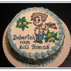 Torta kar tako - za slajši dan :-)