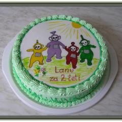 Torta TELEBAJSKI