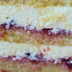 Vanilijeva krema za torte