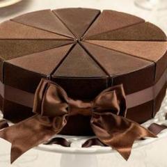 Tortopretvornik za okrogle in pravokotne torte