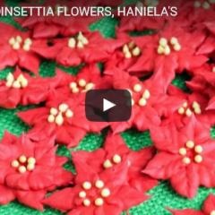 Kako izdelamo cvetje iz Royal icing kreme