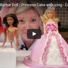 Kako naredimo torto Barbie