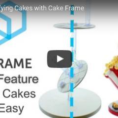 Kako naredimo 3D torto