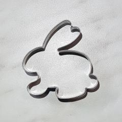 Modelček Zajček 6.5 x 6 cm