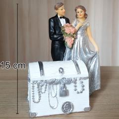 Hranilnik srebrna obletnica poroke