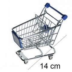Mini nakupovalni voziček št.1