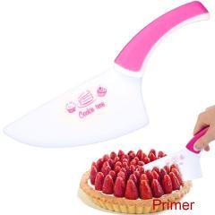 Nož za rezanje brez prask, roza