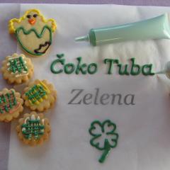 ČOKO tuba - Zelena