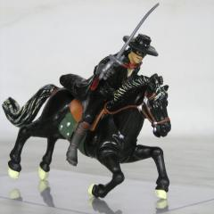 Maskirani jahač ZORRO in konj