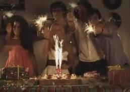 Ognjemeti za torte in praznovanja
