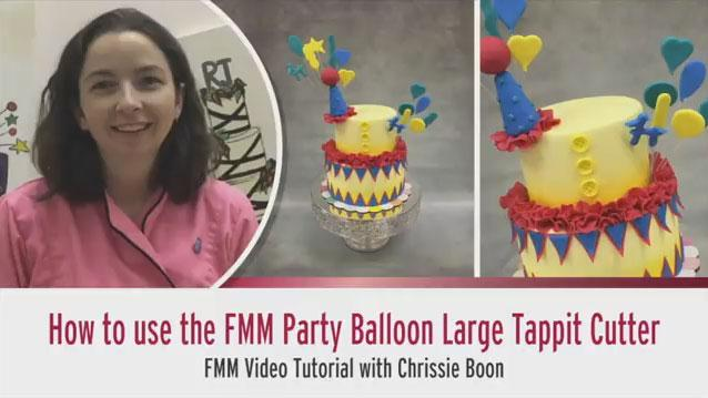 Kako naredimo prikupne balone na torti